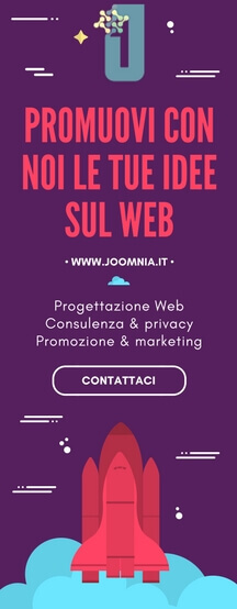 Joomnia - Sviluppo Siti Web